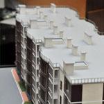 фото Макет дома со съёмной крышей