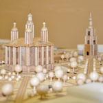 фото Макет Никольского собора