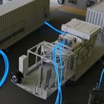 фото Макет мобильных модулей