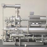 фото Макет молочного оборудования