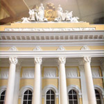 фото Макет Русского музея