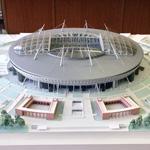 фото Макет Стадиона Зенит