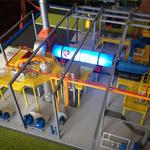 фото Промышленный макет