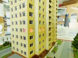 фото Макет «Пожар высотного здания»