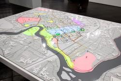 фото Градостроительный макет г. Кингисепп