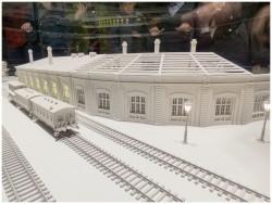 фото Депо станции Петербург Балтийский