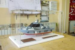 фото Модель катера «Искатель»