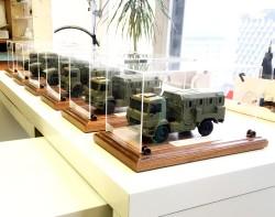 фото Макеты военных машин