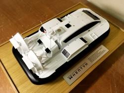фото Макет катера на воздушной подушке