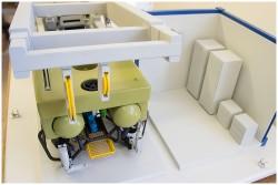 фото Макет глубоководного комплекса