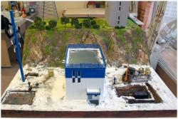 фото Макет технологии заземления