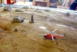фото Макет полярной станции