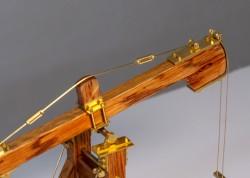 фото Макет нефтяной качалки