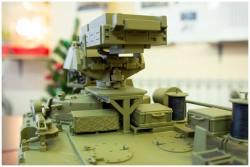 фото Макет боевой машины