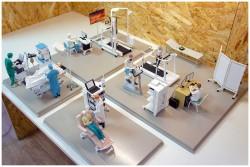 фото Макеты медицинских кабинетов