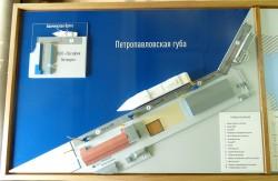 фото Макет порта Петропавловск-Камчатский