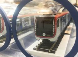 фото Модели вагонов метро