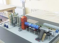 фото Макет технологического процесса