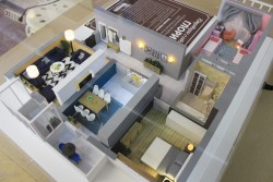 фото Макет планировки квартиры
